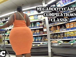 MegaBootyCandids Compilation Classic
