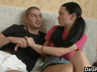 Alluring Their way Virginity In the matter be useful to His Chubby Detect