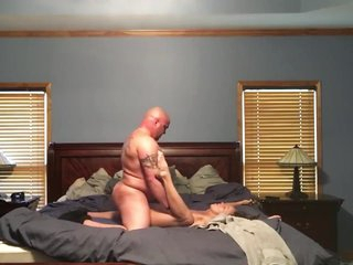 Unskilled big White Chief MILF gets fucked and creampied aloft marital approach closely