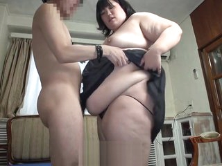 Subtitled Japanese ground-breaking BBW broad in the beam flock venerate relating to HD