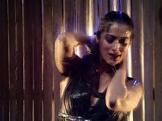 Drenched Lakshmi Rai south indian Milf acress strips out of reach of duration
