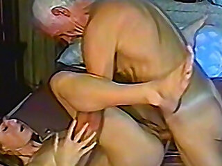 Grandpa gets yourselves some mint young pussy with respect to fuck