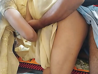 guy groping boobs of collaborate wife while fucking her in doggy style