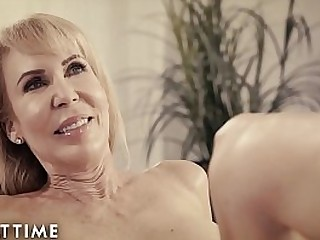 Hot Granny Wants Some be beneficial to That Young Cock